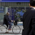 Asian stocks mostly higher; Chinese markets jump more than 2%