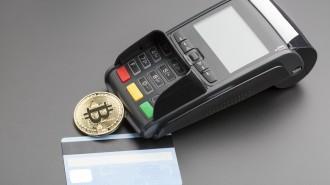 Bitcoin-POS-card