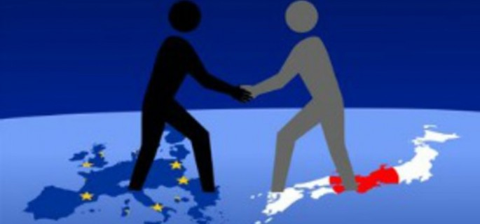 Eu Japan Issue Joint Statement On Free Trade Agreement