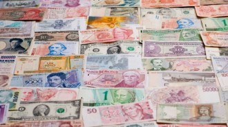emerging currencies