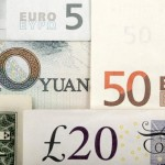 The euro and yen rose, Singapore dollar slipped; U.S dollar snaps four week rally