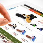 Online purchasing habits of women and men