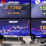 The decline in global forex trading