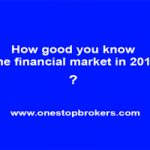How good you know the financial market in 2016? Test yourself