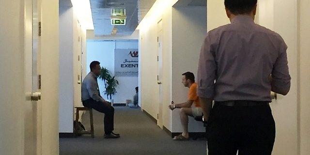 investors and staff