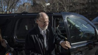 MF Global Chairman Jon Corzine