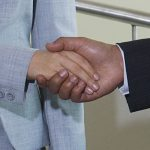 'What, no handshake?' Swedish company sued over job interview turned sour