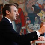 Emmanuel Macron has pledged to reduce taxation on companies to 25 percent