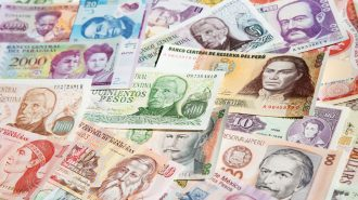 LatAm currencies