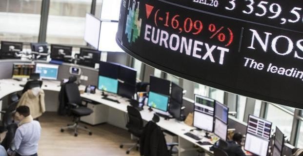 European stocks hold steady; Stocks on Wall Street extended gains ...