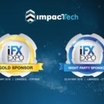 ImpacTech are gold sponsor at iFX EXPO 2018