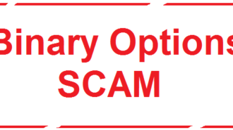 Binary scam