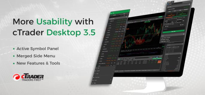 cTrader Desktop 3.5