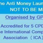 GP Global Ltd is organising Anti Money Laundering seminar
