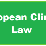 Europe embarks on economic revolution with landmark climate law