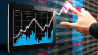 online trading image